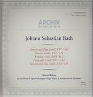 J.S.Bach - Orgelwerke BWV 542, 572, 562, 582, 537, Helmut Walcha
