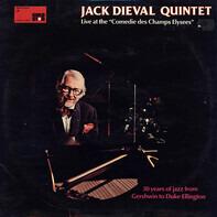 "Jack Dieval Quintet - Live At The ""Comedie Des Champs Elysees"""