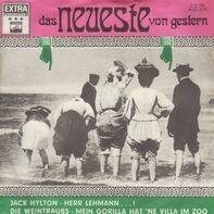 Jack Hylton / Weintraubs Syncopators - Herr Lehmann...! / Mein Gorilla Hat 'Ne Villa Im Zoo