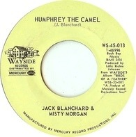 Jack Blanchard And Misty Morgan - A Place In My Mind / Humphrey The Camel