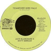 Jack Blanchard & Misty Morgan - Tennessee Bird Walk / The Clock Of St. James