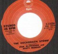 Jack Blanchard & Misty Morgan - The Cockroach Stomp / Carolina Sundown Red