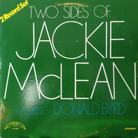 Jackie McLean Featuring Donald Byrd - Two Sides Of Jackie McLean