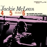 Jackie McLean - 4, 5 and 6