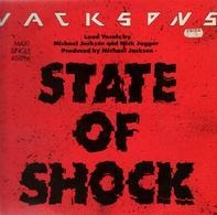 The Jacksons - State Of Shock