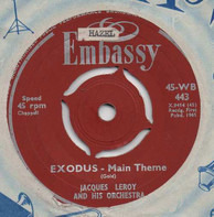 Jacques Leroy And His Orchestra - Exodus - Main Theme