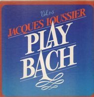 Jacques Loussier - Play Bach, Vol.1-5