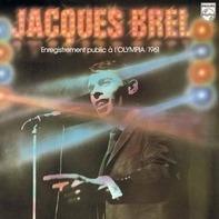 Jacques Brel - Enregistrement Public A L'olympia 1961