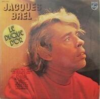 Jacques Brel - Le Disque D'or