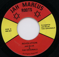 Jah Blue & The Originals - Revolution