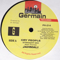Jahmali - Cry People (Straight Mix)