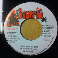Jahmali - Left Nor Right