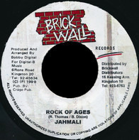 Jahmali - Rock Of Ages