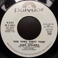 Jake Holmes - The Very First Time / Suitcase Room
