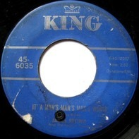 James Brown & The Famous Flames - It's A Man's Man's Man's World / Is It Yes Or Is It No?