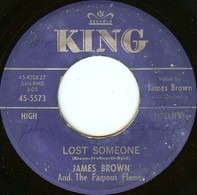 James Brown & The Famous Flames - Lost Someone