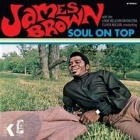 James Brown - Soul On Top -Gatefold-
