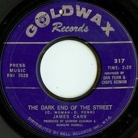 James Carr - The Dark End Of The Street / Lovable Girl