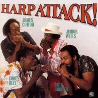 James Cotton , Junior Wells , Carey Bell , Billy Branch - Harp Attack!