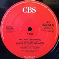 James 'D-Train' Williams - You Are Everything