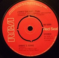 James Galway - Annie's Song