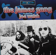 James Gang Featuring Joe Walsh - A Retrospective