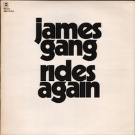 James Gang - James Gang Rides Again