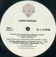 James Ingram - I Wanna Come Back