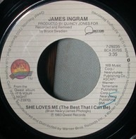 James Ingram - She Loves Me (The Best That I Can Be)