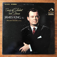 James King , William Hughes - Songs of Schubert and Strauss