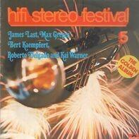 james last a.o. - hi-fi stereo festival 5