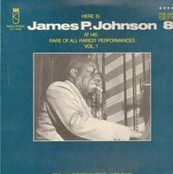James P. Johnson - At His Rare Of All Rarest Perfomances, Vol. 1