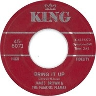 James Brown & The Famous Flames - Bring It Up / Nobody Knows