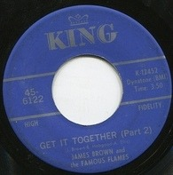 James Brown & The Famous Flames - Get It Together