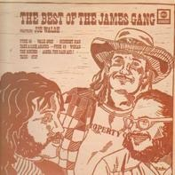 James Gang Featuring Joe Walsh - The Best Of The James Gang