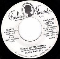 James Pastell - Warm, Warm, Woman
