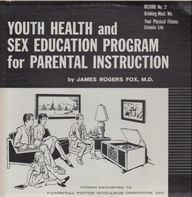 James Rogers Fox - Youth Health And Sex Education Program