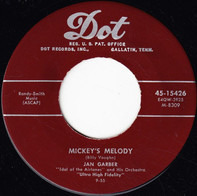 Jan Garber And His Orchestra - Mickey's Melody / Corpus Christi