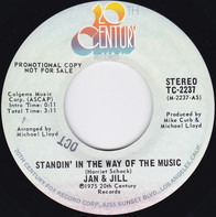 Jan & Jill - Standin' In The Way Of The Music