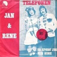 Jan & René - Telefonen