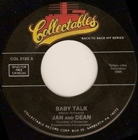 Jan & Dean / Swingin' Medallions - Baby Talk / Double Shot Of My Babys Love