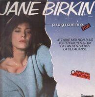Jane Birkin - Jane Birkin