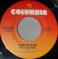 Jane Olivor - He's So Fine