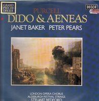 Janet Baker, Peter Pears - Dido And Aeneas