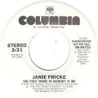 Janie Fricke - The First Word In Memory Is Me