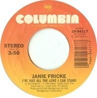 Janie Fricke - Let's Stop Talkin' About It