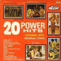 Janis Joplin, Santana, Byrds etc - 20 Power Hits