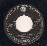 Janis Martin - I'll Never Be Free / Love And Kisses