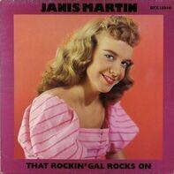 Janis Martin - That Rockin' Gal Rocks On