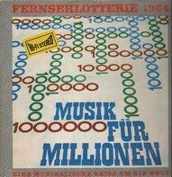 Jankowski-Singers, Heidi Brühl, Esther und Abi Ofraim, ... - Fernsehlotterie 1964 - Musik Für Millionen